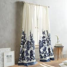Navy Window Curtains Dkny Park Slope Pole Top Window Curtain Panel Bedbathandbeyond