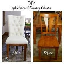 How To Upholster A Dining Chair Diy Re Upholster Your Parsons Dining Chairs Tips From A Pro