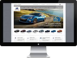 subaru confidence in motion logo png subaru canada website on behance