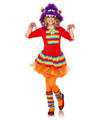 Monster Halloween Costumes by Rainbow Monster Kids Halloween Costume Girls Costumes