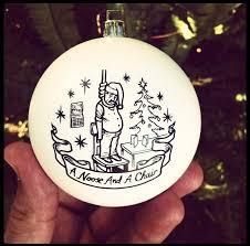 todd francis ornaments tis the season for