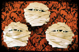 mummy cupcakes rolling sin sweets after dark