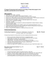Desktop Support Technician Resume Sample by Computer Technician Resume Sample Free Resume Example And