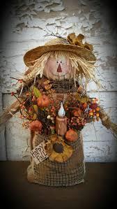 169 best scarecrow dolls images on pinterest primitive