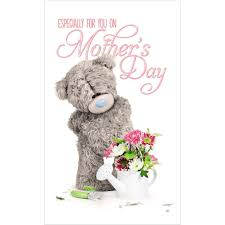 Mother S Day 2017 Flowers by Mothers Day Me To You Bear Cards 2017 Ebay