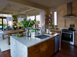 Distressed Kitchen Cabinet Kitchen Distressed White Antique Kitchen Cabinet With Granite