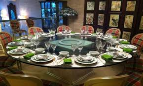 Luxury Dining Room Set Dining Room Table Settings Home Design Ideas