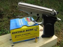 Barnes Tac Xpd 380 Buffalo Bore 380acp 80gr Barnes Tac Xp Ammo Test