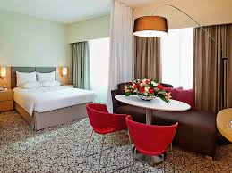 Hotel DUBAI Novotel Suites Dubai Mall Of The Emirates - Novotel family rooms