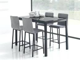 merveilleux chaise pour table haute hauteur 90cm 60 a 65 cm de eliptyk