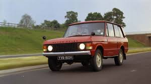 land rover 1970 45 years of range rover exceptional british design