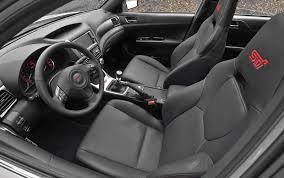 subaru wrx custom interior 2011 subaru impreza wrx sti interior picture number 569077