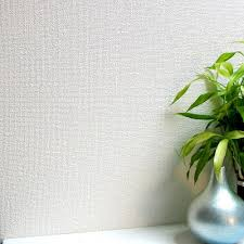 Textured Paintable Wallpaper by Anaglypta Milford Plain Paintable Textured Vinyl Wallpaper Sample
