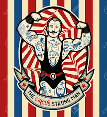 circus strongman cliparts free download clip art free clip art