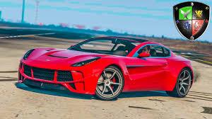 Ferrari F12 Front - gta 5 z3r0h0ur seven 70 dlc ferrari f12 berlinetta youtube