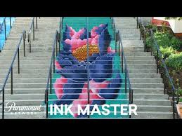 stair masters flash challenge preview ink master of the