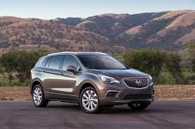 North American Overhead Door by Buick Introduces Envision Luxury Crossover