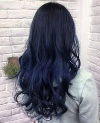 saphire black hair blue sapphire balayage fancyfollicles hair pinterest