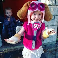 skye paw patrol costume diy felt costumes 2015 pinterest