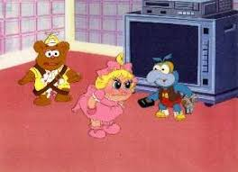buy muppet babies original production cel baby skeeter