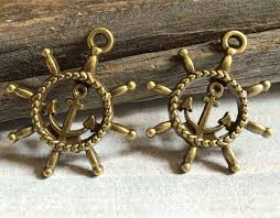 anchor bracelet charm images Infinity anchor bracelet tutorial handmade bracelets jewelry jpg