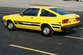 1980 toyota corolla for sale toyota corolla hatchback 1980 yellow for sale xfgiven vin