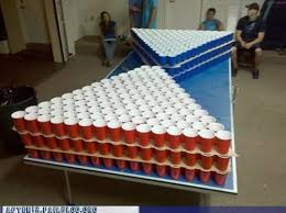 how long is a beer pong table homemade beer pong tables boombotix skullyblog