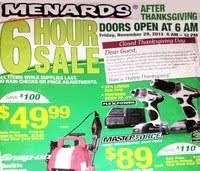 menards black friday 2017 deals sale ad