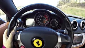 Ferrari California 2009 - ferrari california 2009 560cv youtube