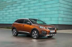 peugeot used car values new peugeot 3008 suv robins and day