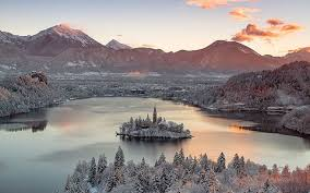 slovenia lake why you should choose slovenia for your next ski holiday