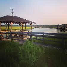 Pawleys Island Hammock Stand Morning Walk Creekside Pawleys Island South Carolina Oh The