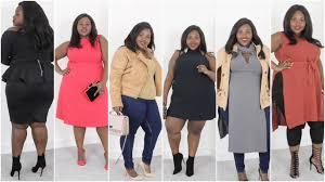12 ideas lookbook for fabulous plus size girls youtube