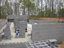 Types Of Home Foundations Nelson Homes Virginia Modular Homes Concrete Block Foundation