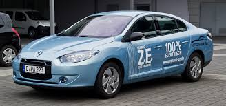 renault fluence 2010 plug pulled as renault fluence z e goes to a better place the