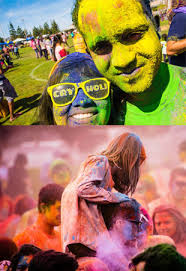 Color For Happy Cry Holi Celebrate The Festival Of Colors For Happy Childhoods