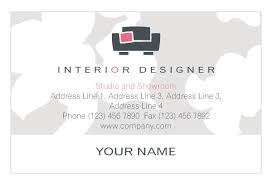 Interior Design Business Cards by Interior Designer Template Pack From Serif Com