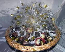 where to buy gift basket wrap gift baskets hercules candy and chocolate shop