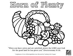 thanksgiving coloring pages celebrating holidays