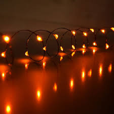 battery operated outdoor christmas lights lowes furniture orange led mini battery operated string lights outdoor