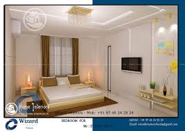 Exemplary BedroomKerala Home Interior Decors - Home interior decors