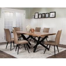 Modern Dining Table And Chairs Dining Room Sets U0026 Dining Table And Chair Set Rc Willey