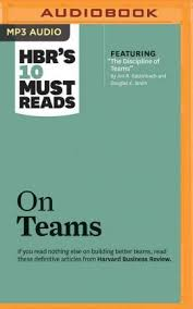 Hbr S 10 Must Reads by Hbr S 10 Must Reads On Teams Harvard Business Review 9781511367134