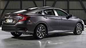 honda civic honda civic sedan 2016 review carsguide