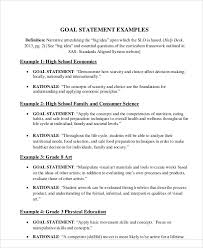 statement examples statement examples graduate personal