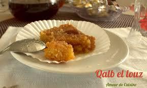 amour de cuisine gateau recette land recette de qalb el louz kalb elouz gateau coeur d