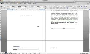 Spreadsheet For Mac Word 2011 Mac How To Set Up Template For Assignments Youtube