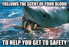 Shark Meme - good guy shark meme by miguelbarragan55 memedroid