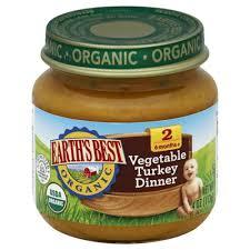 vegetable turkey dinner 2 6 months wegmans