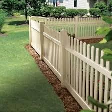 Backyard Fencing Cost - the 25 best vinyl fence cost ideas on pinterest
